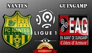 Nantes vs Guingamp Prediction and Betting Tips
