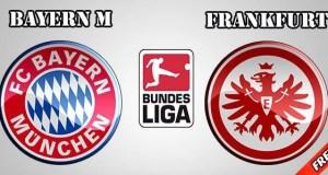 Bayern Munich vs Frankfurt Prediction and Betting Tips