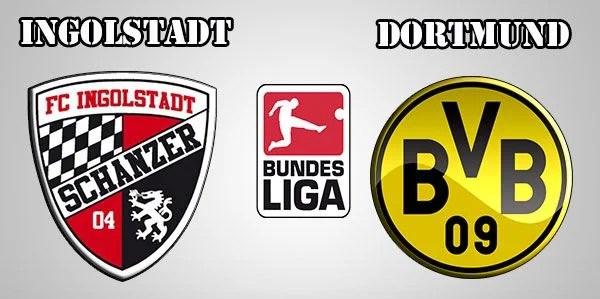 Ingolstadt vs Dortmund Prediction and Preview