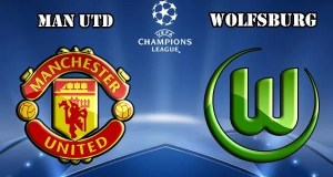 Manchester United vs Wolsburg Prediction and Betting Tips