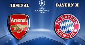 Arsenal vs Bayern Munchen Prediction and Preview
