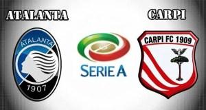 Atalanta vs Carpi Prediction and Betting Tips