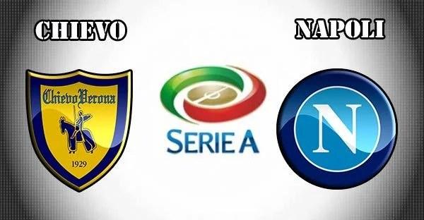 Chievo vs Napoli watch live match streaming Serie A