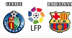 Getafe vs Barcelona Prediction and Betting Tips