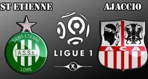 St Etienne vs Ajaccio Prediction