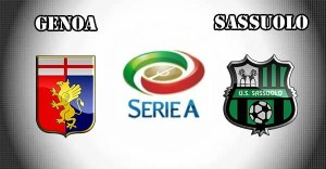 Genoa vs Sassuolo Prediction and Betting Tips