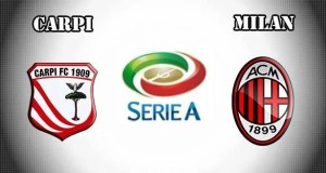 Carpi vs Milan Prediction and Betting Tips