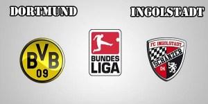 Dortmund vs Ingolstadt Prediction and Betting Tips