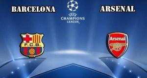 Barcelona vs Arsenal Prediction and Betting Tips