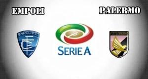 Empoli vs Palermo Prediction and Betting Tips