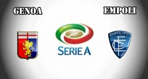 Genoa vs Empoli Prediction and Betting Tips