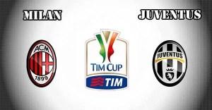 Milan vs Juventus Prediction and Betting Tips