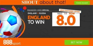 England vs Russia Prediction and Bet