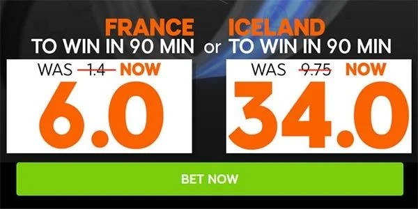 France vs Iceland Prediction and Bet