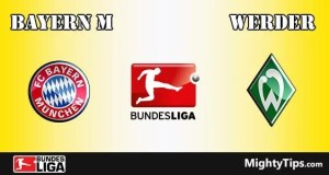 Bayern vs Werder Prediction and Betting Tips