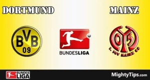 Dortmund vs Mainz Prediction and Betting Tips