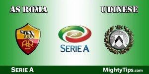 Roma vs Udinese Prediction and Betting Tips