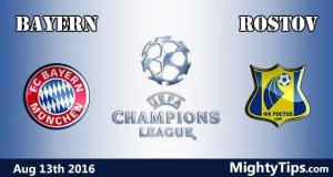 Bayern vs Rostov Prediction and Betting Tips