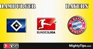 Hamburger vs Bayern Prediction and Betting Tips