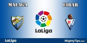 Malaga vs Eibar Prediction and Betting Tips