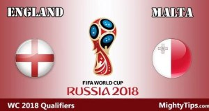 England vs Malta Prediction and Betting Tips