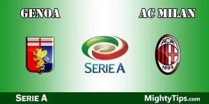 Genoa vs Milan Prediction and Betting Tips