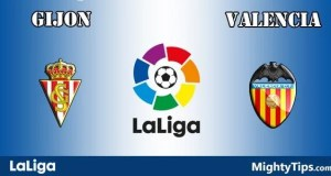 Gijon vs Valencia Prediction and Betting Tips