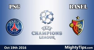 PSG vs Basel Prediction and Betting Tips