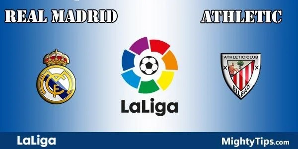 Real Madrid vs Athletic Prediction and Betting Tips