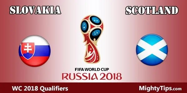 Slovakia vs Scotland Prediction and Betting Tips
