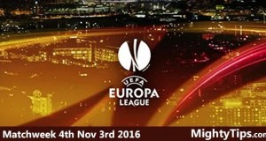 Europa League vs Predictions and Betting Tips Matchweek 4