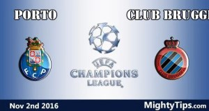 Porto vs Club Brugge Prediction and Betting Tips