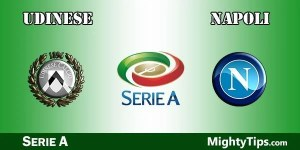 Udinese vs Napoli Prediction and Betting Tips