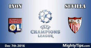Lyon vs Sevilla Prediction and Betting Tips