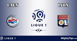 Caen vs Lyon Prediction and Betting Tips
