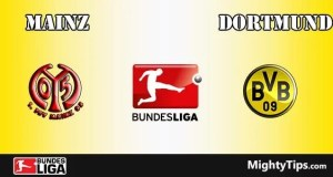 Mainz vs Dortmund Prediction and Betting Tips