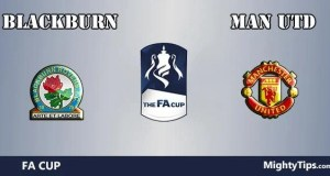 Blackburn vs Manchester United Prediction and Betting Tips