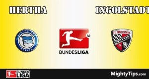 Hertha vs Ingolstadt Prediction and Betting Tips