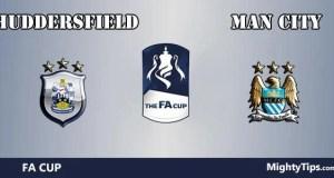 Huddersfield vs Man City Prediction and Betting Tips