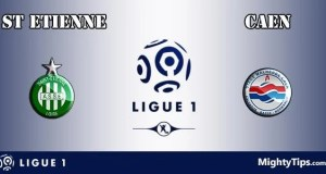 St Erienne vs Caen Prediction and Betting Tips