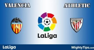 Valencia vs Athletic Prediction and Betting Tips