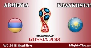 Armenia vs Kazakhstan Prediction and Betting Tips