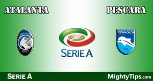 Atalanta vs Pescara Prediction and Betting Tips