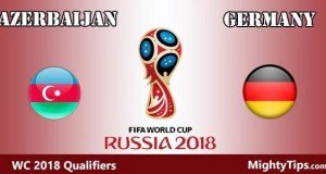 Azernaijan vs Germany Prediction and Betting Tips