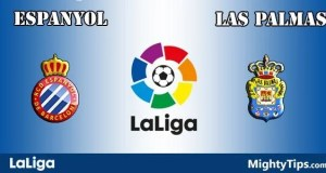 Espanyol vs Las Palmas Prediction and Betting Tips