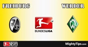 Freiburg vs Werder Prediction and Betting Tips