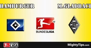 Hamburger vs Monchengladbach Prediction and Betting Tips
