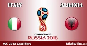 Italy vs Albania Prediction and Betting Tips