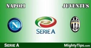 Napoli vs Juventus Prediction and Betting Tips