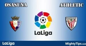 Osasuna vs Athletic Prediction and Betting Tips
